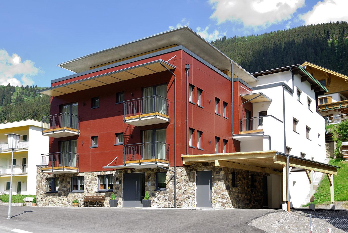 St Anton Garni Hotel